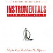 Rike Luxx - Instrumentals From Paris Vol.2