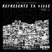 Rami Projet - Rami Projet Présente Représente Ta Ville Vol.5 #RTV5